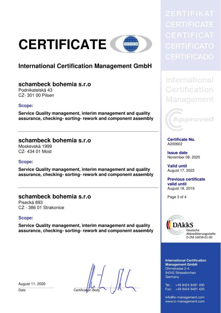Hauptzertifikat ISO 9001 Schambeck NEU + Strakonice gültig bis 17.08.2022_englisch -Kunde-4-1