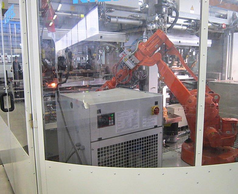 Produktion automotive